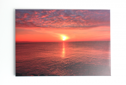 A2 Sized Canvas Print